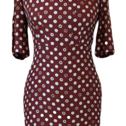 Nice Things-Kleid-Flowers and Dots