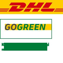 DHL GoGreen Kombi Logo